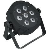 Showtec Compact PAR 7 Tri (Black Housing)_