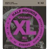 D'Addario EHR320 Half Rounds Super Light_