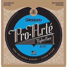 D'Addario EJ51 Pro-Arte Classical Recording Strings