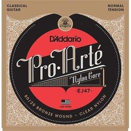 D'Addario EJ47 Pro-Arte 80/20 Bronze Classical Normal Tension