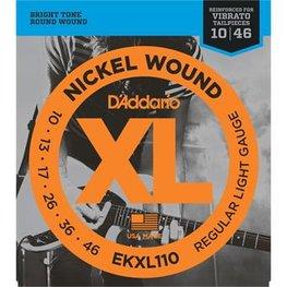 D'Addario EKXL110 Regular Light Reinforced