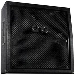 Engl 4x12 Standard Slanted Black E412SSB