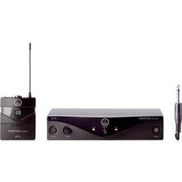 AKG PW45 Perception Wireless Instrumental Set Band D