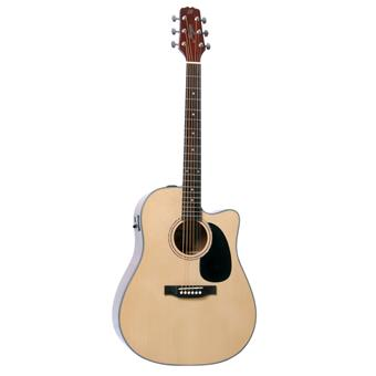 Morgan Guitars W104CE Natural