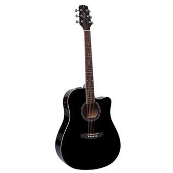 Morgan Guitars W104CE Black