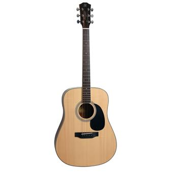 Morgan Guitars W120S Natural