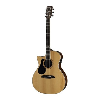 Alvarez AG60LCE Akoestische gitaar Left