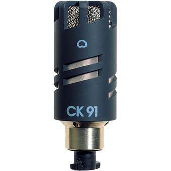 AKG CK91 High-Performance Condenser Microphone Capsule