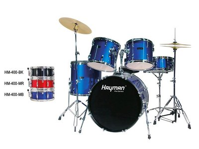 Hayman HM-400-BK