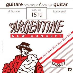 Argentine 1510 Acoustic Jazz 10-45