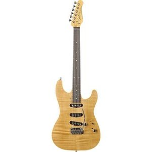 Godin Passion RG3 Rosewood Fingerboard Spruce Natural Flame