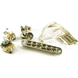 LR Baggs Tune O Matic Bridge Chrome