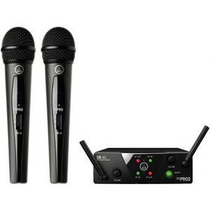 AKG WMS40 Mini2 Vocal Set