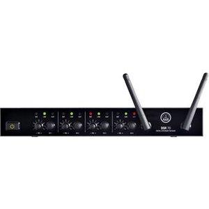 AKG DSR70 QR Quattro Four Channel Receiver