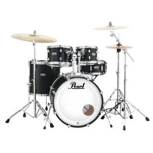 Pearl DMP925F/C227 Decade Maple Series Satin Slate Black